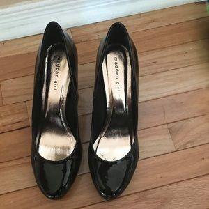 Madden girl patten leather heels